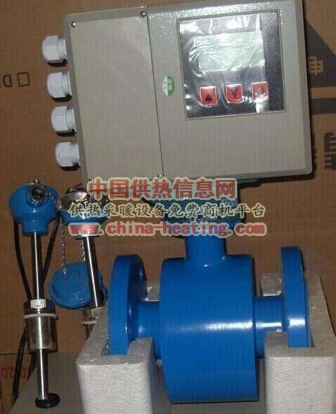 一体式电磁热量表生产厂家现货供应