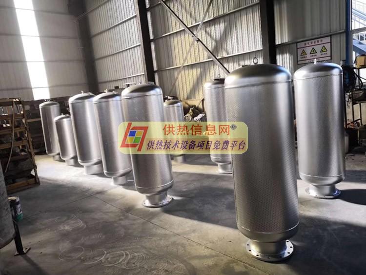 连云港天德科技公司锅炉蒸汽消音器厂家